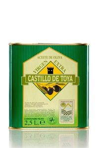 Castillo de toya lata 2.5 litros