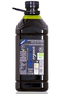 Aceite de oliva esencial ecológico - Garrafa 2 litros