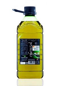 Aceite de oliva esencial - Garrafa 2 litros