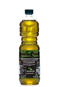 Aceite de oliva Legado de Sierra - Garrafa 1 litro