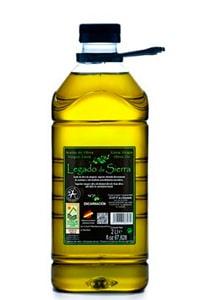 Aceite de oliva Legado de Sierra - Garrafa 2 litros
