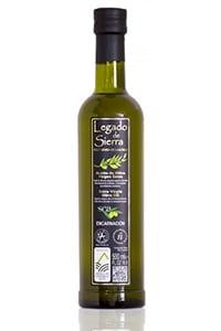 Aceite de oliva Legado de Sierra - Botella 500 ml
