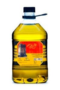 Aceite de oliva Oleo Peal - Garrafa 3 litros