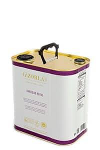 royal cazorla lata 2,5 litros
