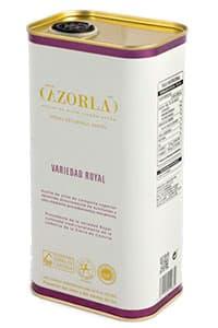 Aceite de oliva Castillo de Toya-Lata 5 litros